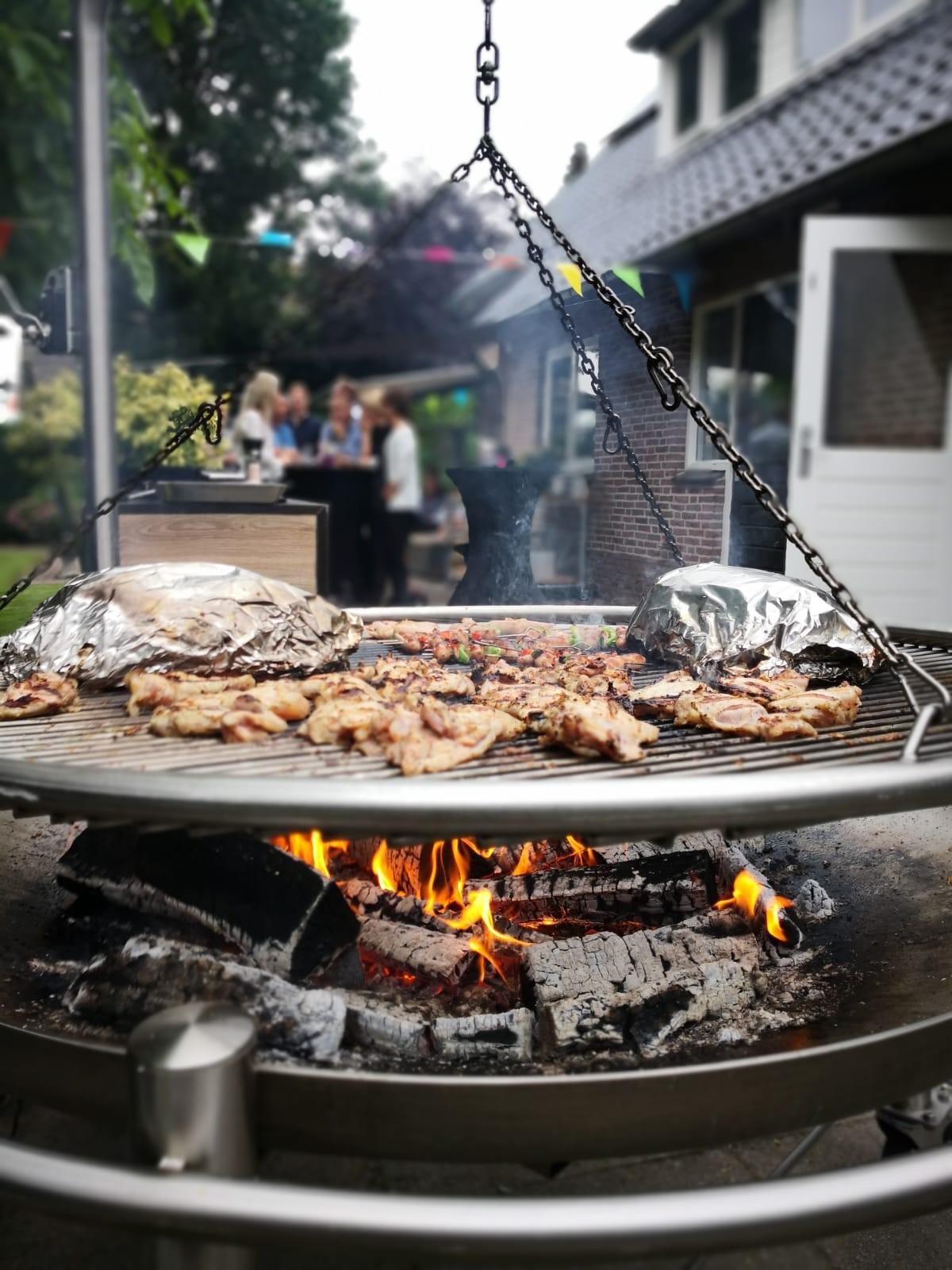Bbq Van A Tot Z.Bbq Catering Ambachtelijke Barbecue Cateraar